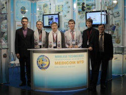 Medicom MTD at the exhibition MEDICA 2011