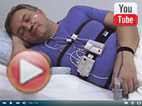 Devices for polysomnography and apnea screening