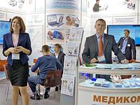 Медиком МТД на выставке Здравоохранение-2017