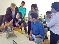 Academic workshop on the application of biofeedback method – functional biocontrol with biofeedback Rehacor in sports (Thailand)