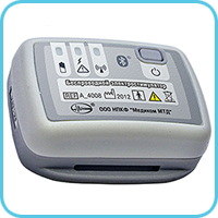 Wireless electrostimulator