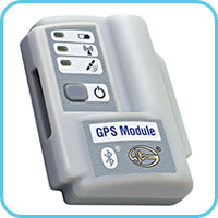 Wireless GPS-tracker