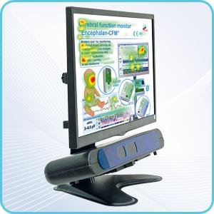 Eye-tracker ATV-1. Desktop application with individual monitor