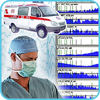 Monitoring in ICU and reanimation