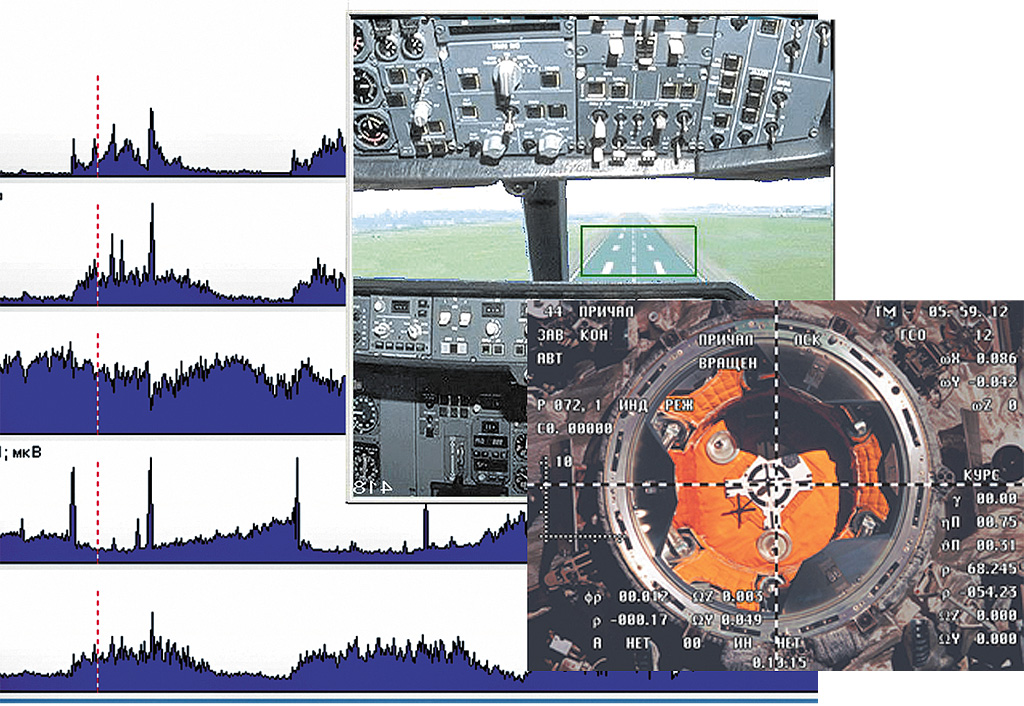 Пример выполнения операторской задачи «Стыковка с МКС»