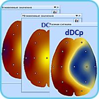 Пример карт dDCp, при подборе лекарственного препарата