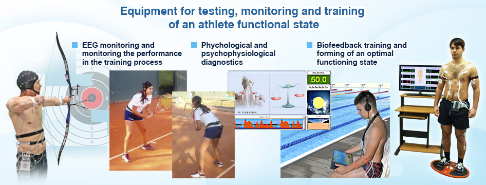 Monitoring and training of an athlete functional state